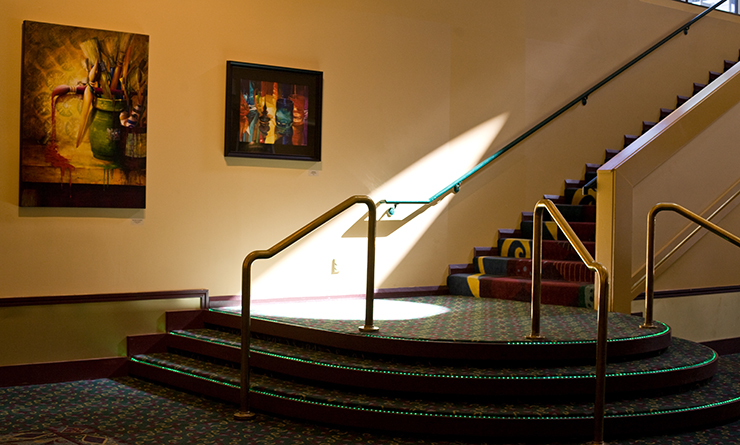 Washington Center Grand Staircase