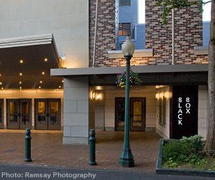 washington center black box theater the washington center for the