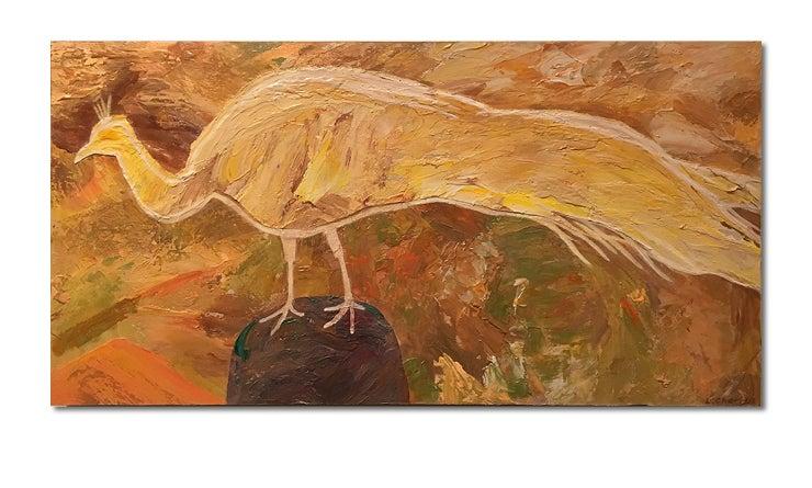White Peacock - Lynette Charters