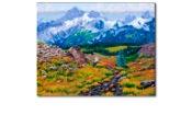 Rainier from Sunrise – Jim Krug