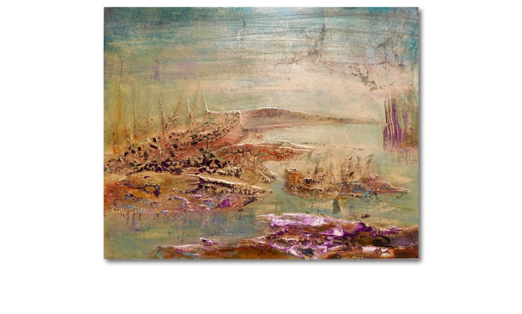 Nisqually Twilight – Sylvia Olson