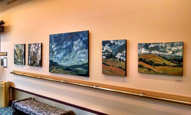 Washington Center Mezzanine Gallery