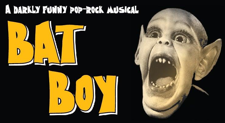 Bat Boy the Musical - Hold Me, Bat Boy - YouTube