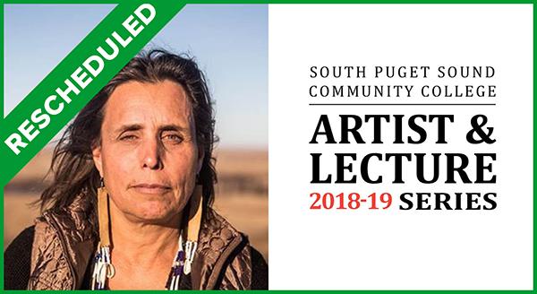 Spscc February 2019 Leture Calendar SPSCC Artist & Lecture Series: Winona LaDuke   The Washington